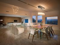 Vegas Views - Dining area-   Las Vegas luxury home rental