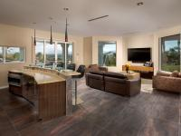 Vegas Views - Family Room -   Las Vegas luxury home rental