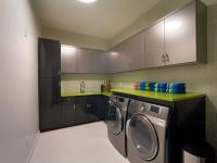 Vegas Views - Laundry Room -   Las Vegas luxury home rental