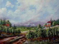 Vineyard Series #4