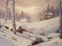 Winter Snow Series #2